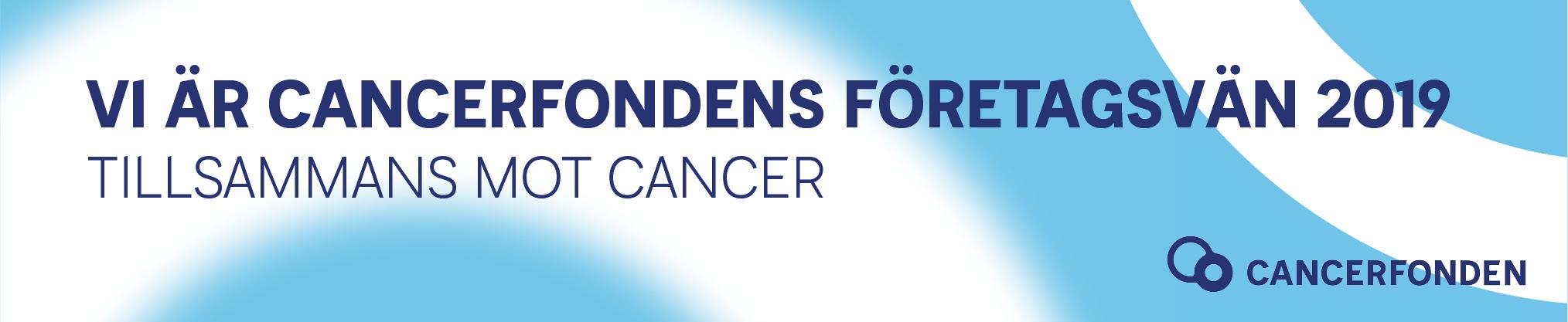 Cancerfonden Företagsvän 2018