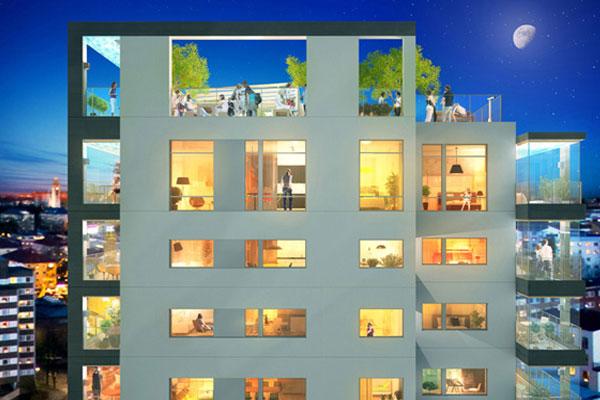 Landmärket lägenheter